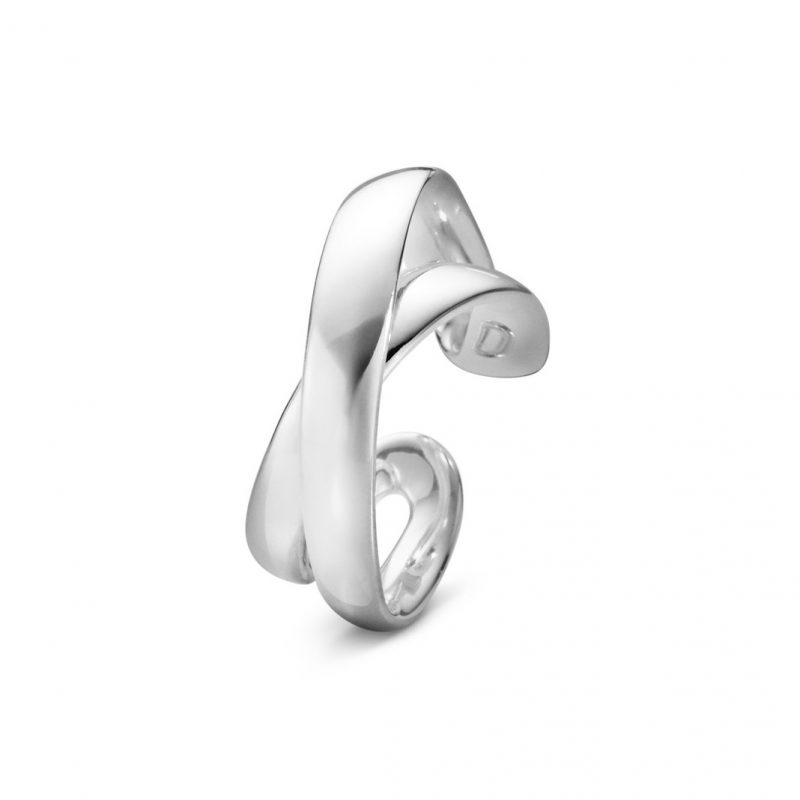 infinity-ring-silver-georg-jensen-452A