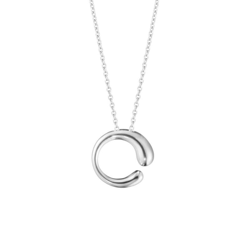 silver Mercy Pendant