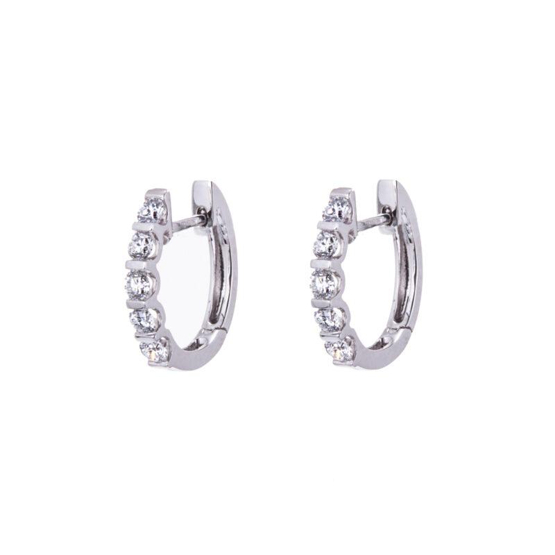 hoop-earrings-with-brilliant-cut-diamonds