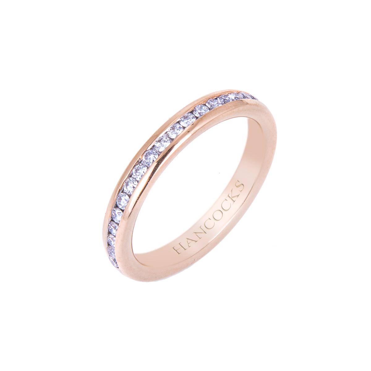 wedding rings | hancocks jewellers
