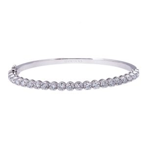 brilliant-cut-diamond-set-bangle