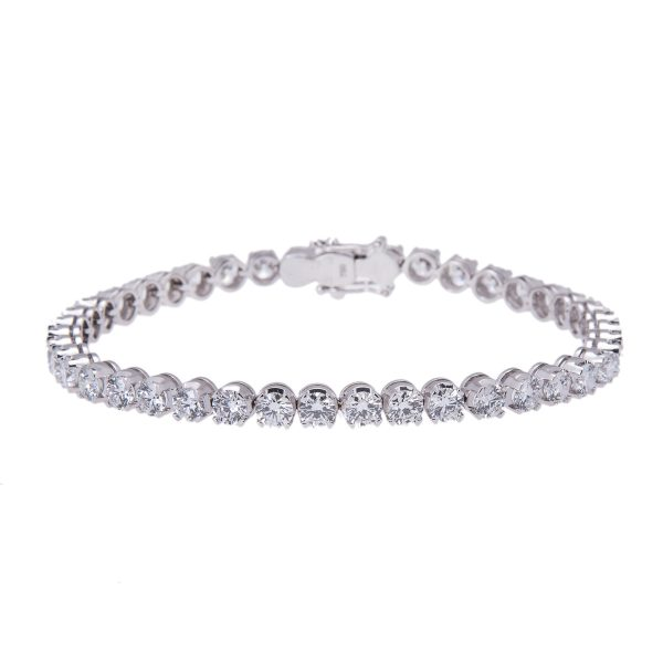 18ct-white-gold-brilliant-cut-diamond-set-bracelet