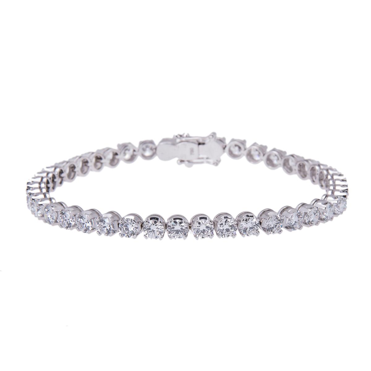 18ct-white-gold-brilliant-cut-diamond-set-bracelet