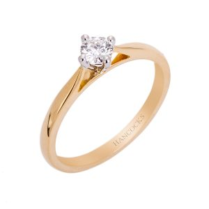 yellow-gold-diamond-solitaire-engagement-ring