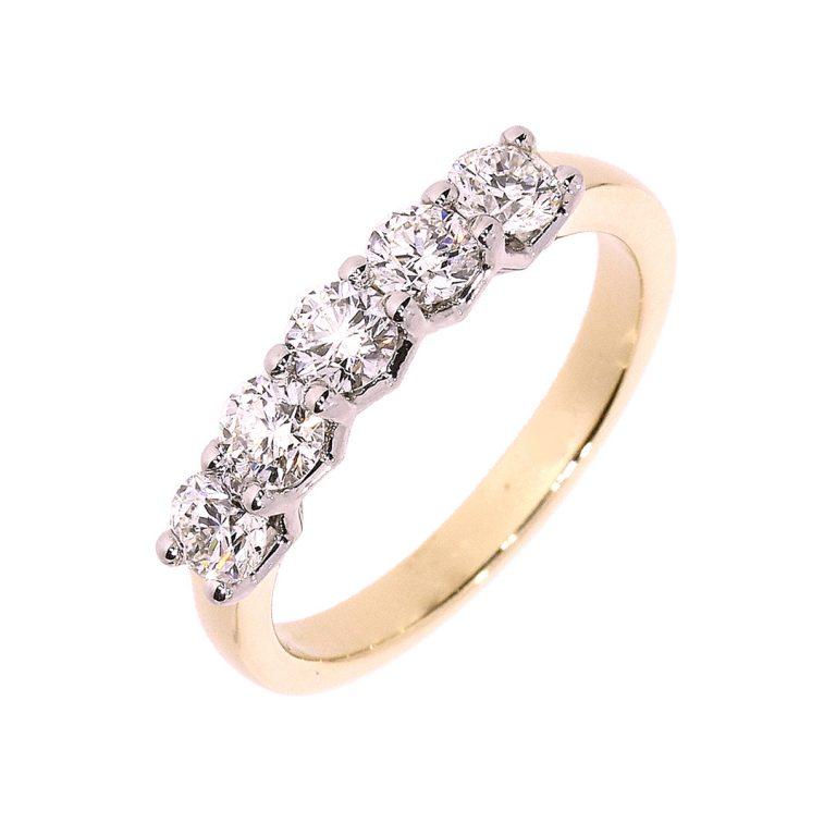 yellow-gold-diamond-eternity-ring