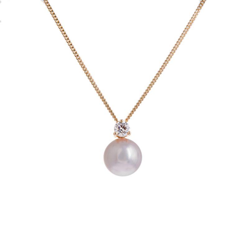 yellow-gold-pearl-and-diamond-pendant