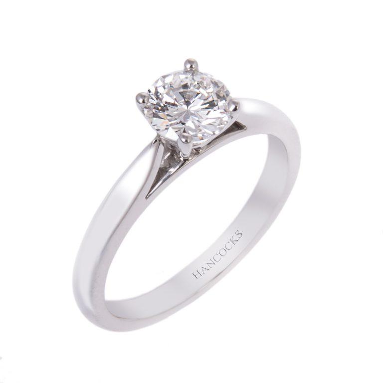 0.80ct-f-colour-brilliant-cut-diamond-engagement-ring