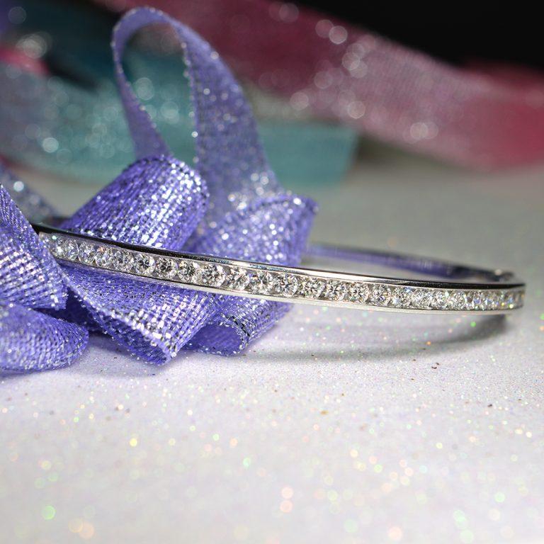 diamond-bangle
