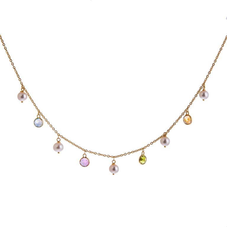 gemstone-and-pearl-necklace