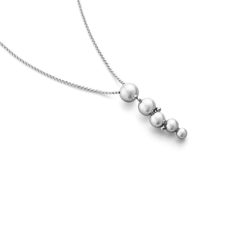 Georg Jensen Moonlight Grapes Pendant