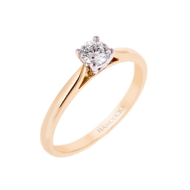 diamond-ring-in-yellow-gold