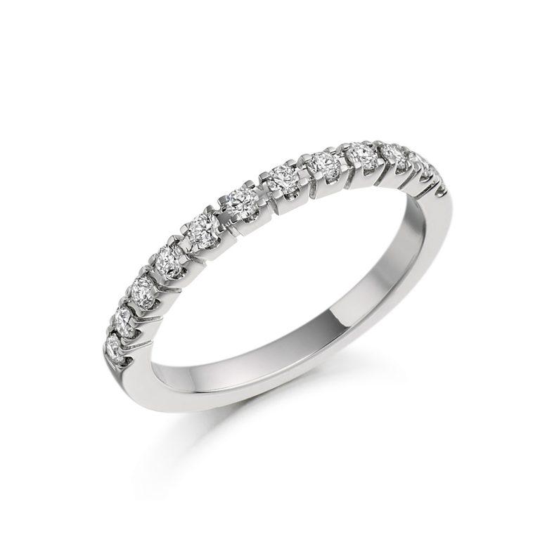 brilliant-cut-diamond-set-wedding-band