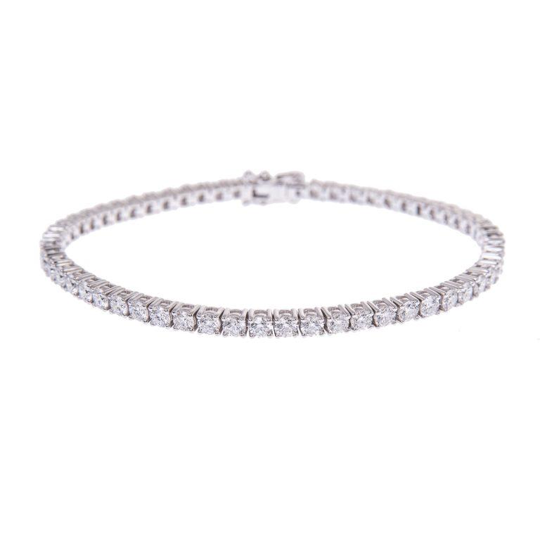 platinum-diamond-bracelet