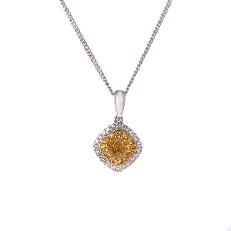 yellow-diamond-pendant
