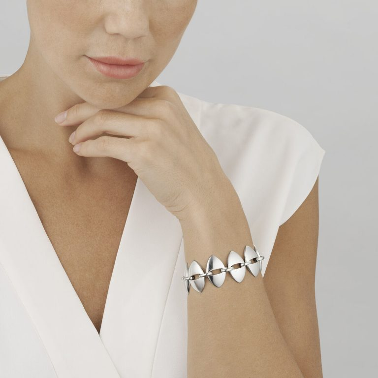 Nanna Ditzel Sterling Silver Bracelet