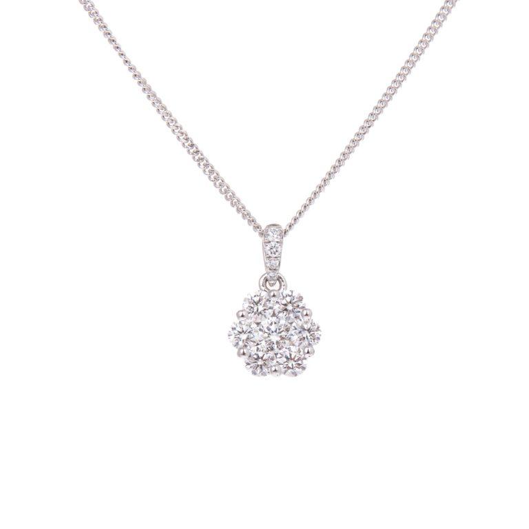 brilliant-cut-diamond-pendant
