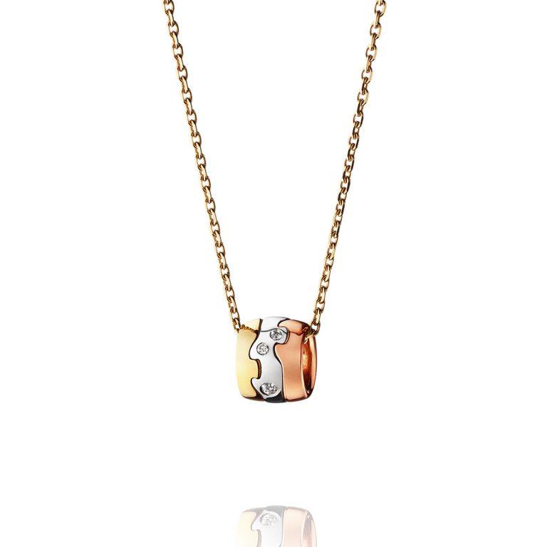 3517104 fusion diamond set pendant