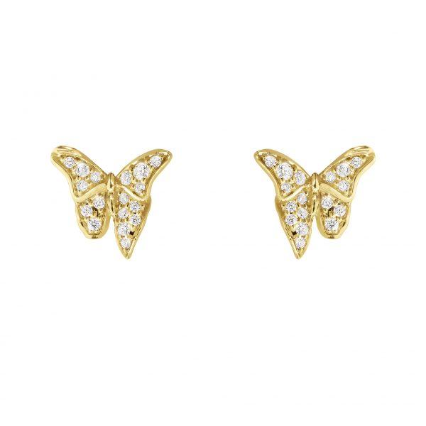 18ct-gold-diamond-set-butterfly-stud-earrings