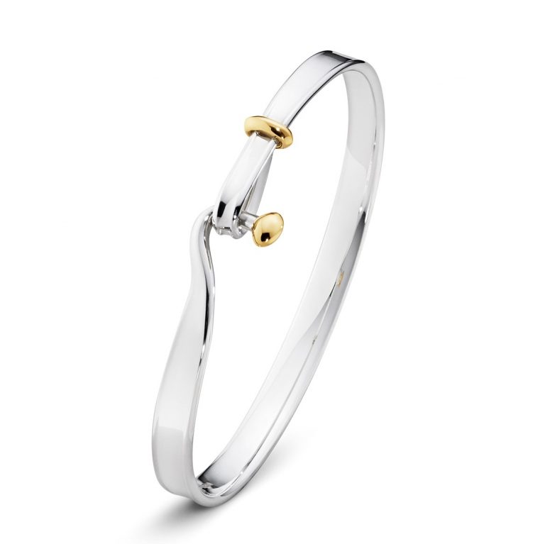 silver-and-18ct-gold-georg-jensen-bangle