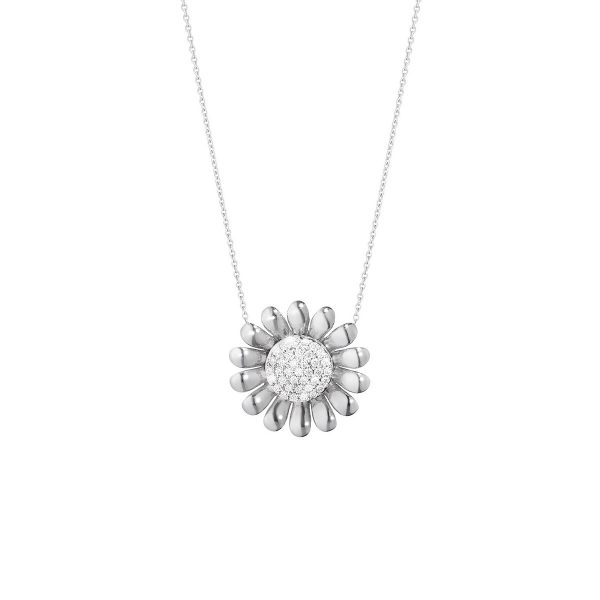 silver-and-diamond-sunflower-pendant-georg-jensen