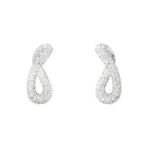 diamond-set-infinity-earrings