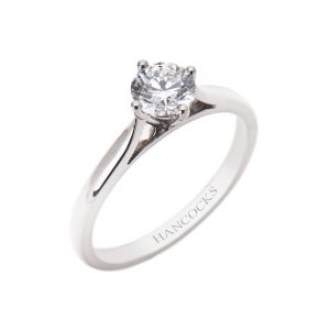 gia-certificated-brilliant-cut-diamond-engagement-ring