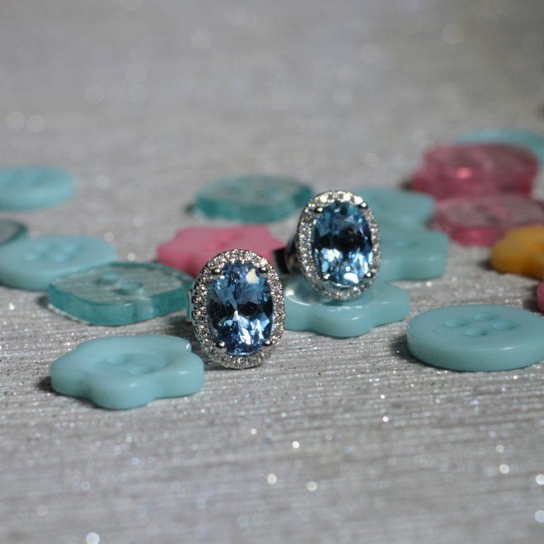 DSC_0165   oval aqua and diamond studs