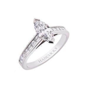 What Does Your Engagement Stone Shape Mean Hancocks