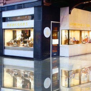Hancocks store