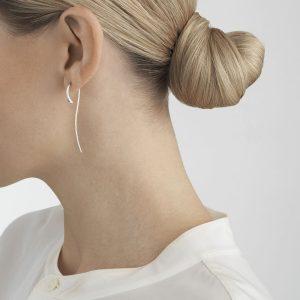OnModel  10015599 MERCY Earring Silver 300x300
