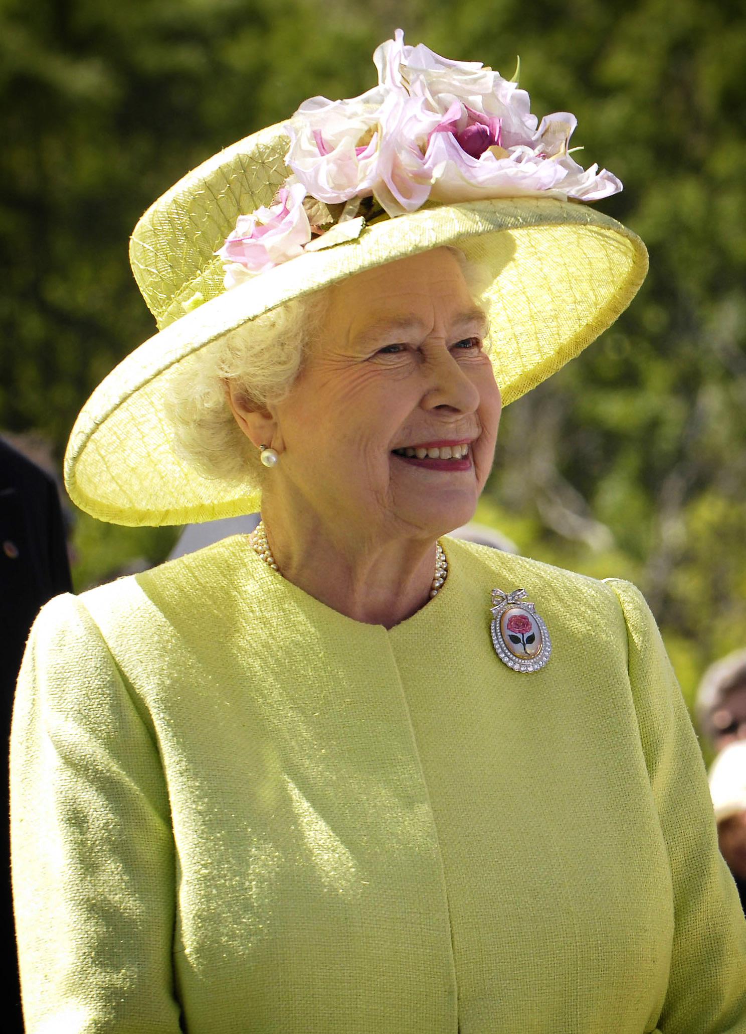 Queen Elizabath II