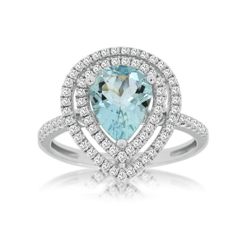 pear-cut-aquamarine-and-diamond-ring