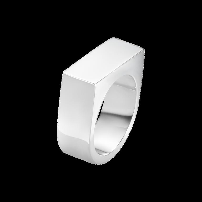 georg jensen Aria sterling silver ring