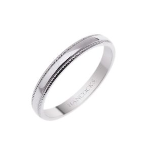 double-bead-edge-platinum-wedding-ring