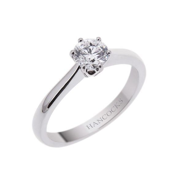 gia-certificated-brilliant-cut-diamond-ring