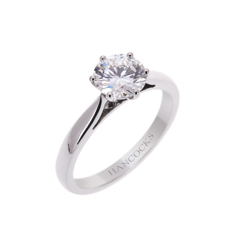 1.00ct-brilliant-cut-diamond-ring-in-platinum-6-claw-setting