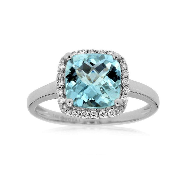 white-gold-cushion-cut-aquamarine-and-diamond-ring