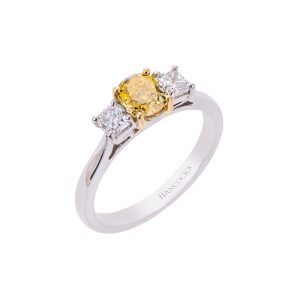 platinum-yellow-diamond-3-stone-ring