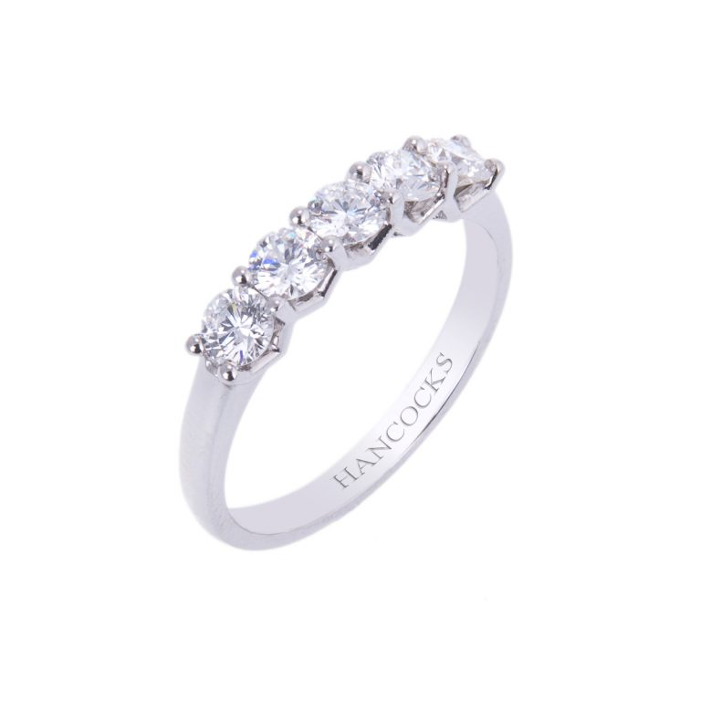 platinum-diamond-set-half-eternity-ring