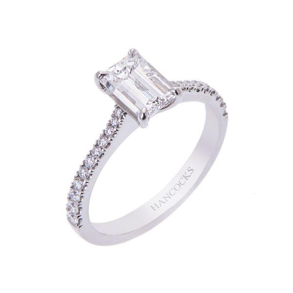 platinum-emerald-cut-diamond-engagement-ring