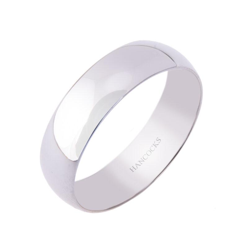 polished-platinum-gents-wedding-ring