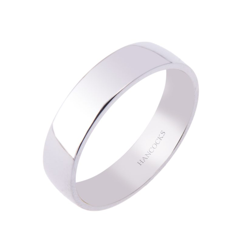 platinum-5mm-gents-wedding-ring