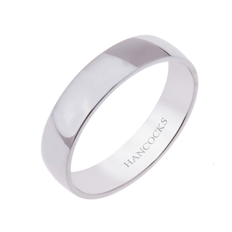 platinum-gents-polished-5mm-wedding-band