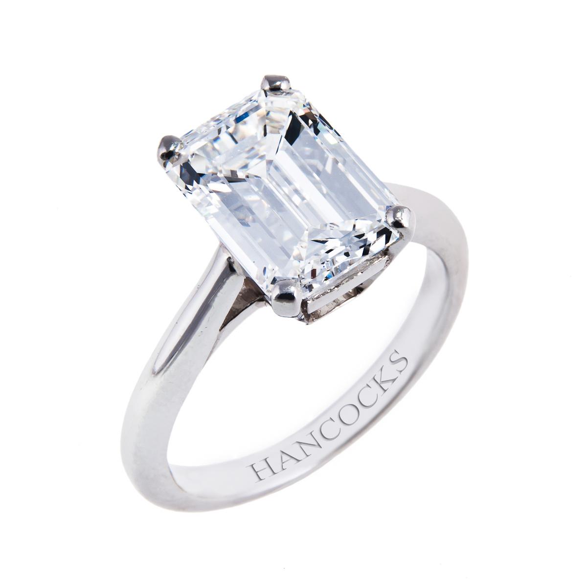 three-carat-emerald-cut-platinum-ring