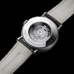 georg jensen koppel grande date automatic watch