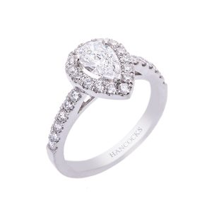 Diamond Rings - Shoulder Style