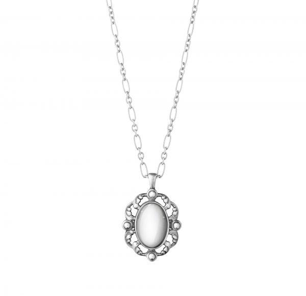 georg jensen heritage 2018 silver pendant