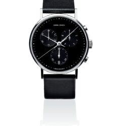georg jensen koppel 317 chronograph quartz watch