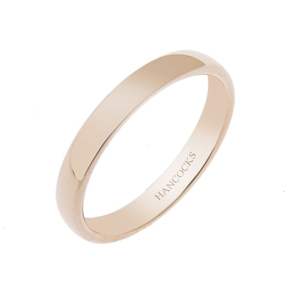 polished-18ct-yellow-gold-wedding-ring-for-her