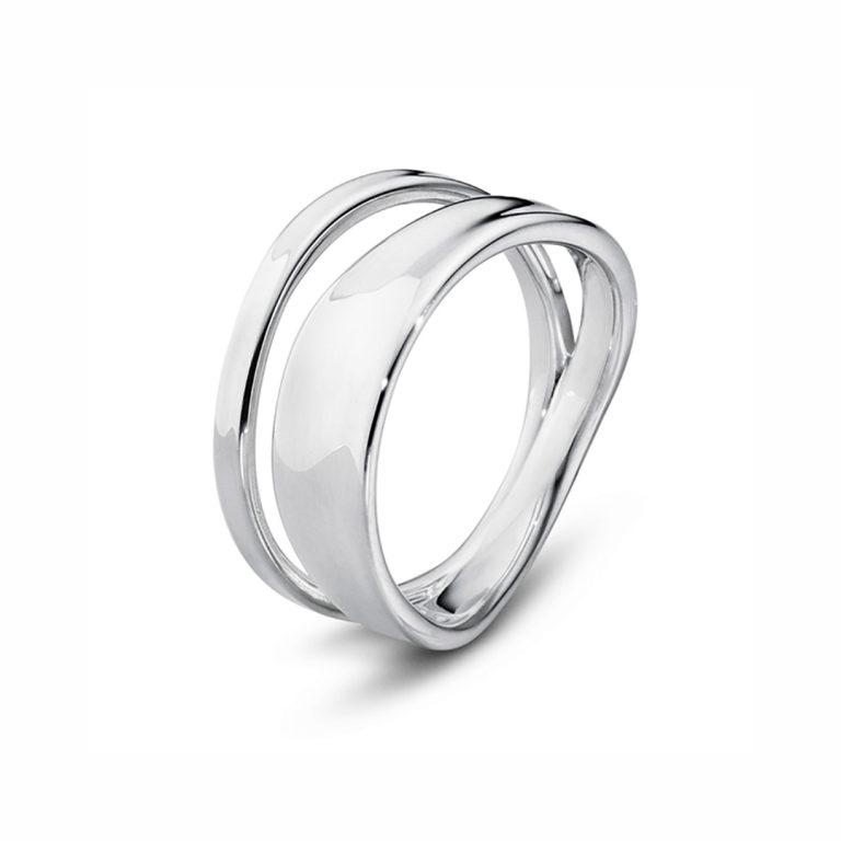 marcia silver ring georg jensen 3561100